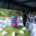 marvel themed party 4